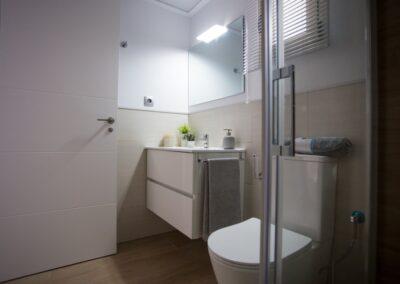 Toilette & Douche