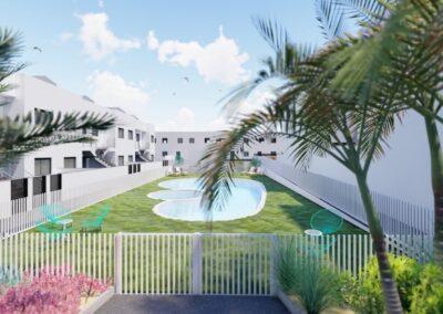 Espace piscine & Jardin